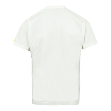 Universal Works Print Pocket T-Shirt - Off White