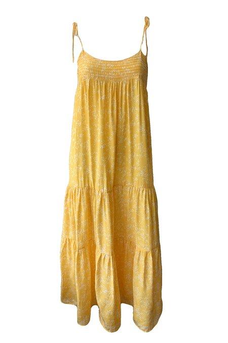Natalie Martin Melanie Dress - Sunshine Bamboo