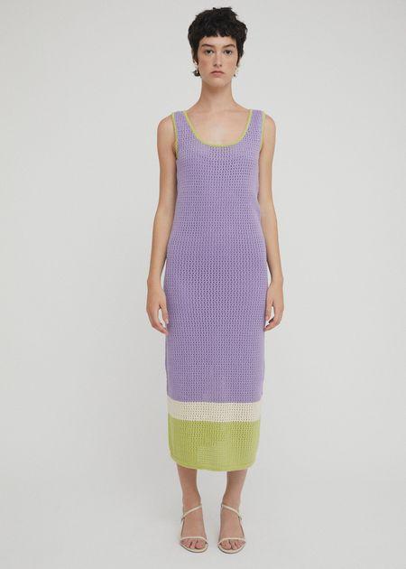 Rita Row Calista Dress - Lavender