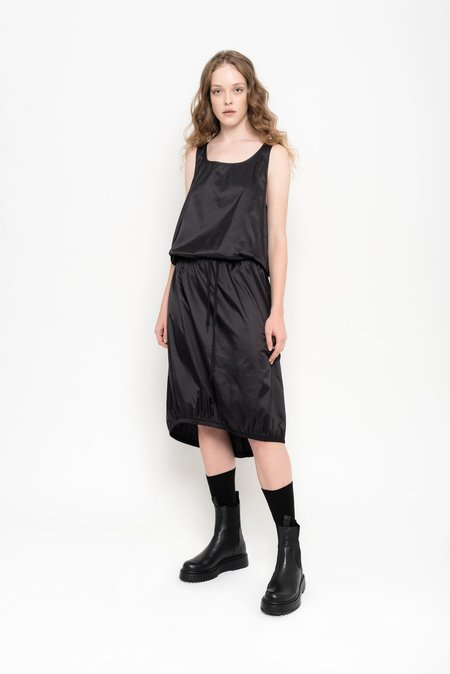 Uma Raquel Davidowicz Gancho Sleeveless Re nylon Dress
