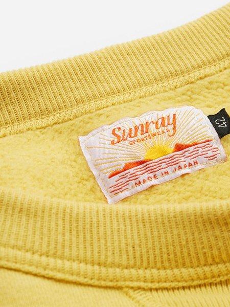 Sunray Lanaikea Sweatshirt - Dusky Citron