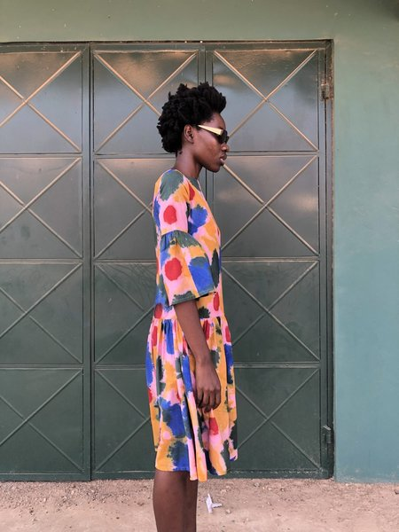 Osei-Duro Mutare Dress - Elaine