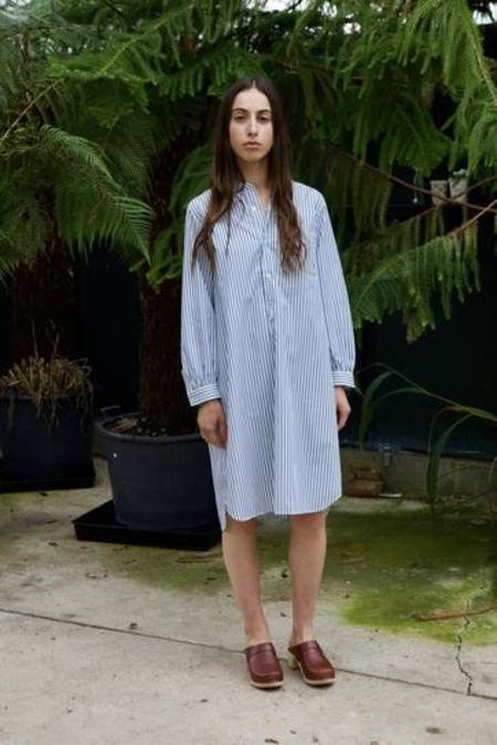 Soeur Francine Dress - Blue/Green