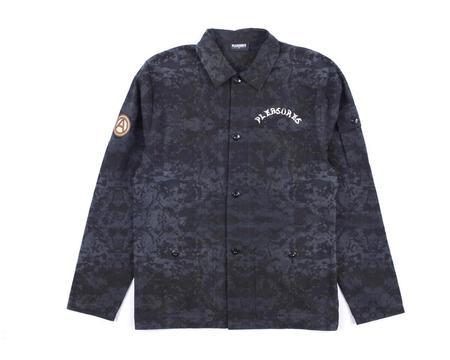 PLEASURES Rhythm BDU Jacket
