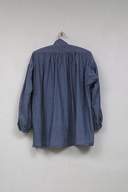 UQNATU Smock Shirt - Chambray