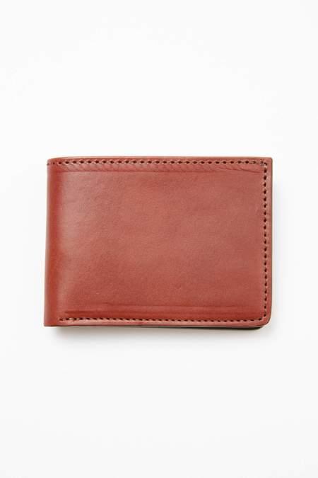 Tory Leather BiFold 6 Slot Wallet - Habana
