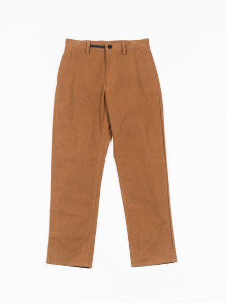 MAN-TLE R10 P3 Loose Pants - Soil Wax