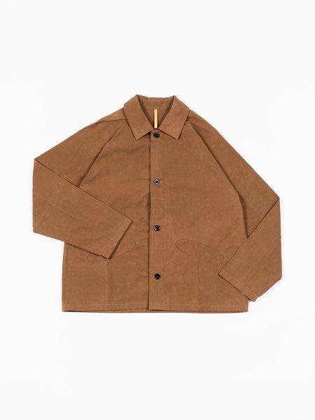 MAN-TLE R10 S3 Boat Shirt - Soil Wax