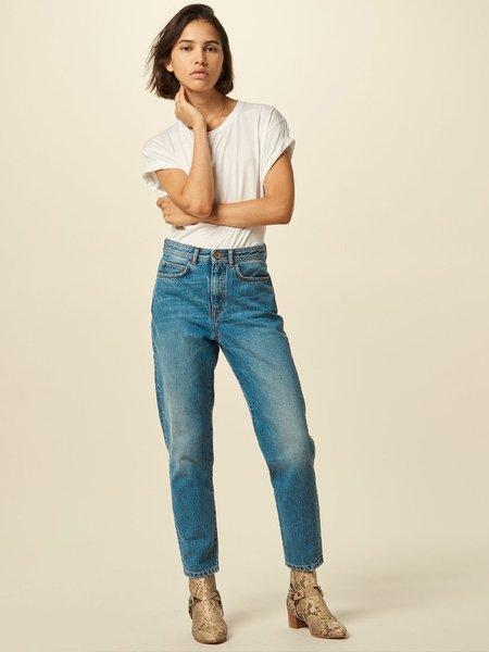 Sessun Momon Jeans - Vintage Blue
