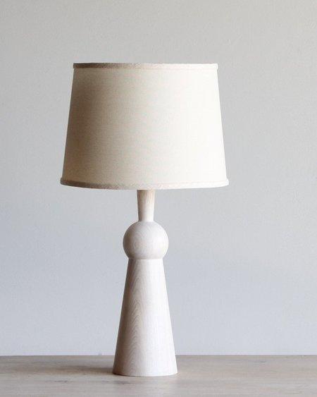 Lostine Bella Skirt Lamp - white