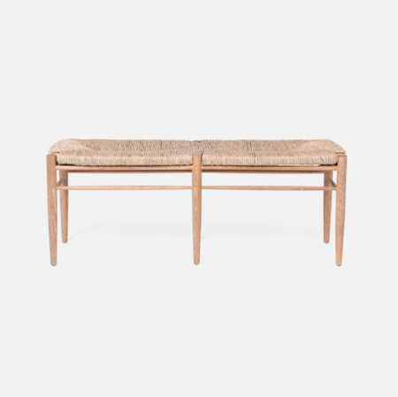 Madegoods Colwyn Bench - natural