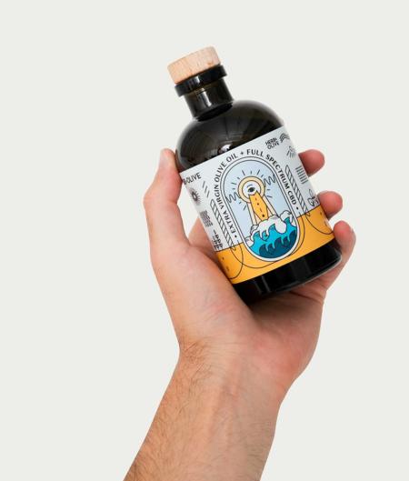 Herb + Olive EVOO Supplement