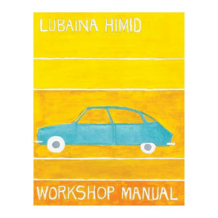 "Ingram ""Workshop Manual"" by Lubaina Himid Book"