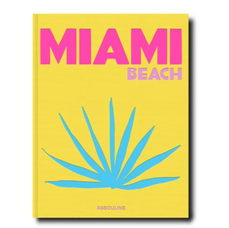 "Assouline ""Miami Beach"" Book"