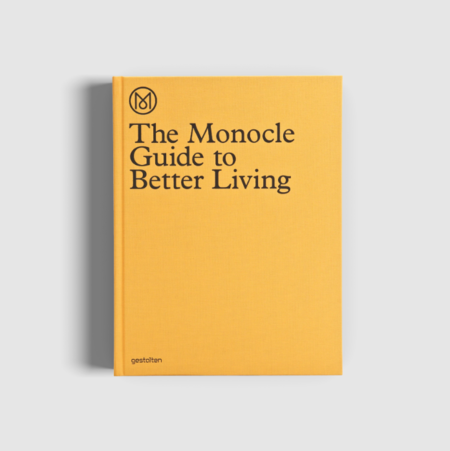 Gestalten The Monocle Guide To Better Living Book