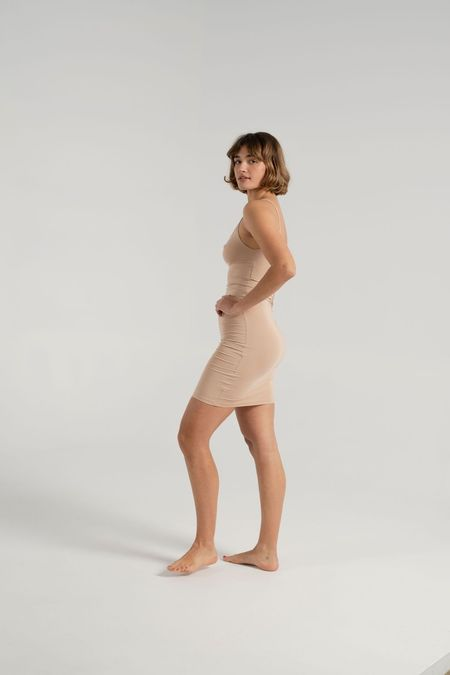 Baserange Slip Dress - Haptic