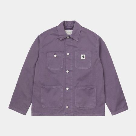 Carhartt Work in Progress Michigan Chore Coat - Purple