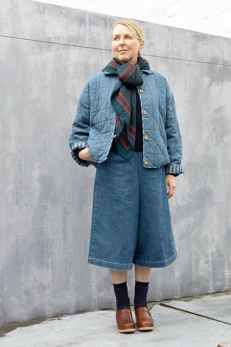 Soeur Liverpool Culottes - Blue