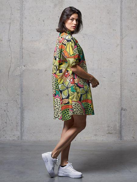 Wemoto maggie dress - Yellow