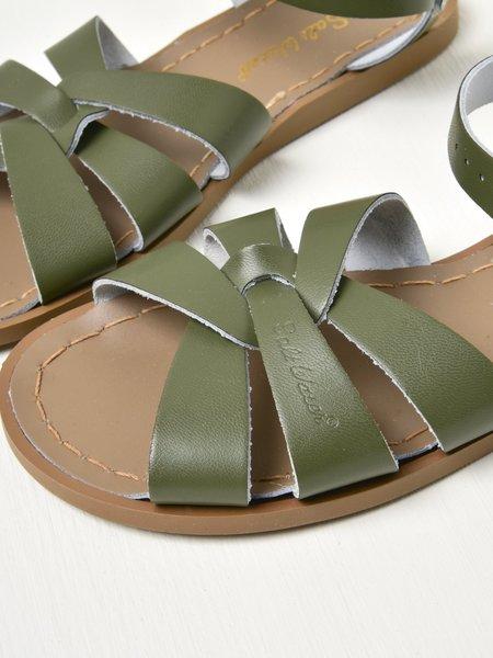 Saltwater Sandals 800 Series Sandals - Olive