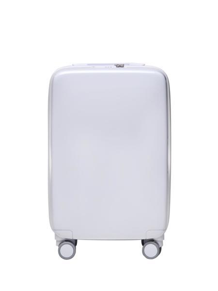 RADEN A22 bag - White Gloss