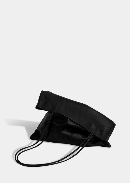 Modern Weaving Slim Lamb Sak -  Black