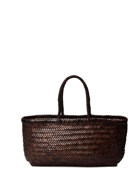 Dragon BAMBOO TRIPLE JUMP BIG BAG - DARK BROWN