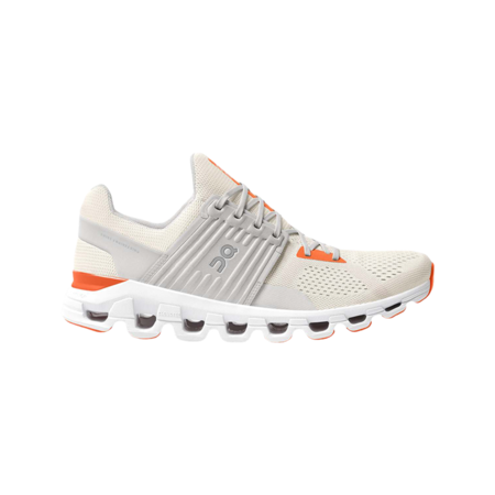 On Shoes Cloudswift 41.99582 shoes - White/Flame