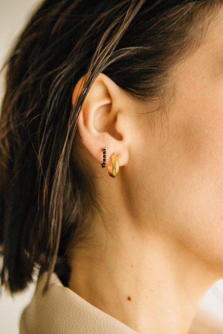 Sierra Winter Jewelry Good Lookin' Hoop Earrings