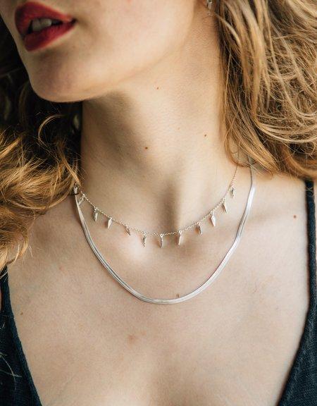Sierra Winter Jewelry Wildfire Necklace - Sterling Silver