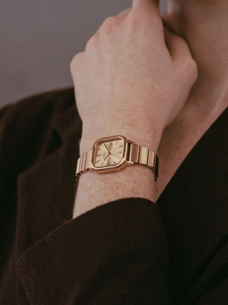 Breda Esther watch - rose giold