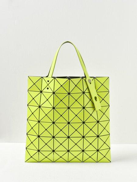 Bao Bao Issey Miyake Lucent Matte Bag - Yellow