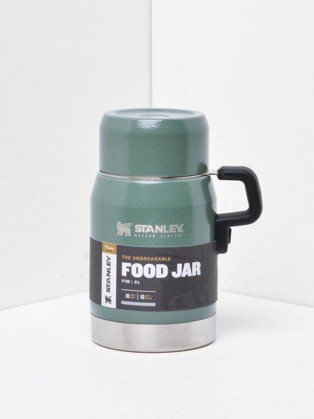Stanley The Unbreakable Food Jar - Hammertone Green