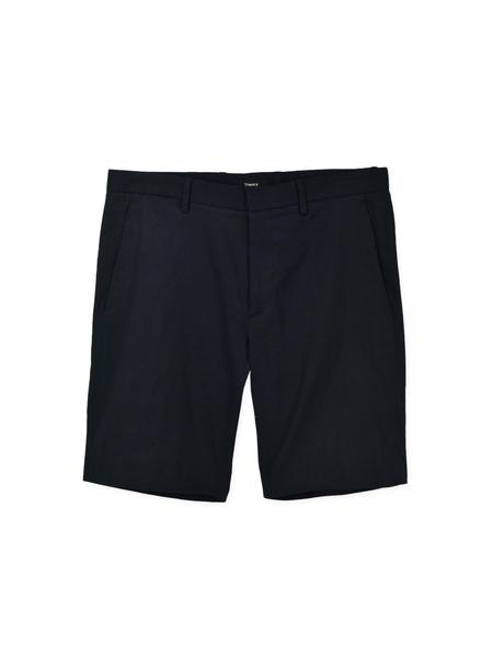 Theory Zaine Urban Stretch Shorts - Eclipse