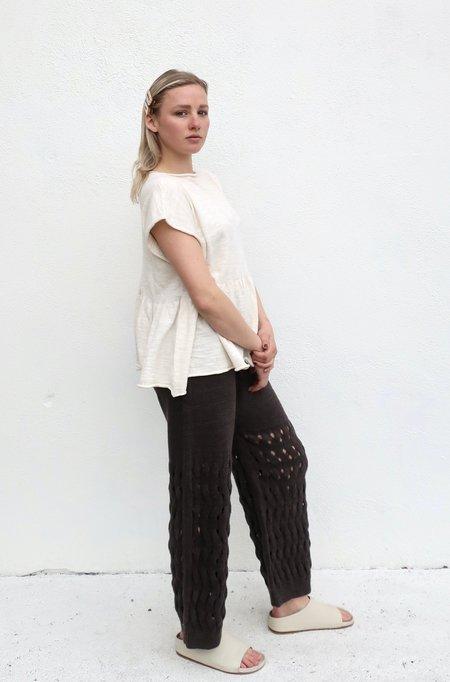 Lauren Manoogian Tier Top - Crudo