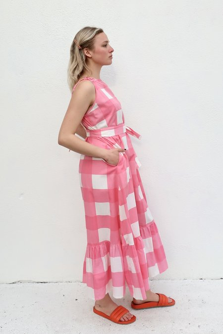 Little Tienda Rowe Dress - Pink/Lemonade