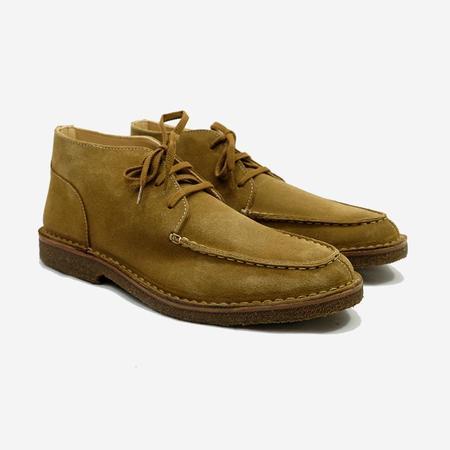 Astorflex Dukeflex Suede Boots - Whiskey Brown