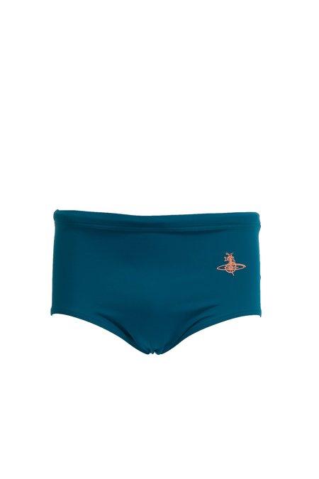 Vivienne Westwood High Cut Swim Brief
