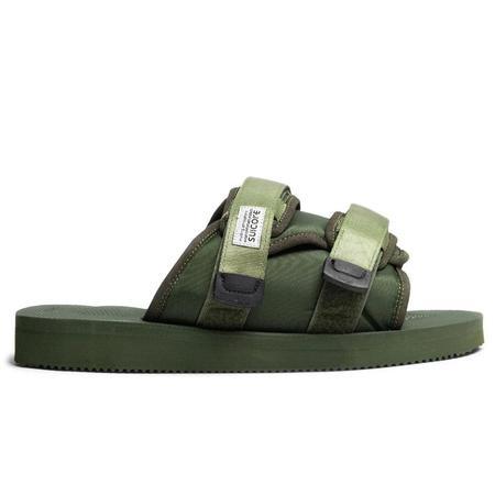 Suicoke Moto-Cab shoes - Olive