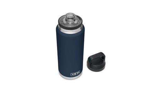 Yeti Rambler 36 oz. Bottle With Chug Cap - Navy