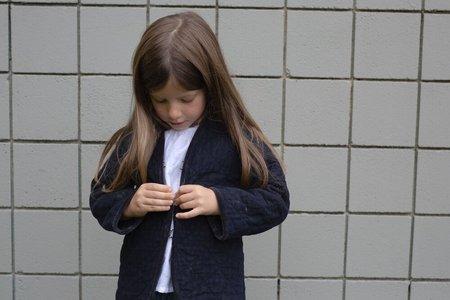 KIDS Devon's Drawer Jacket - Sage