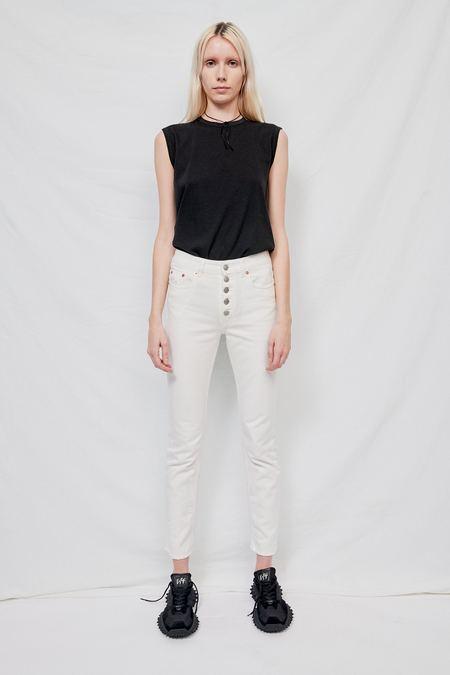 Gabriela Coll No.33 Sleeveless T-Shirt - Black
