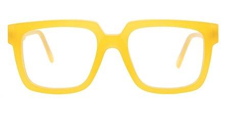 Kuboraum K3 Sunglasses - Matte Yellow