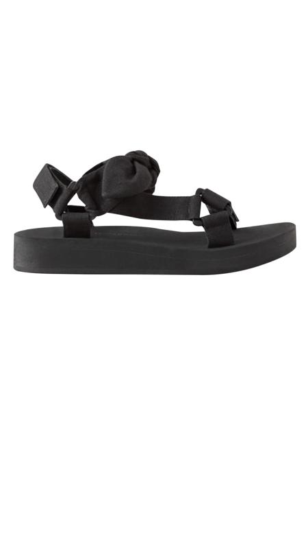 Loeffler Randall Maisie Sporty Sandal - black