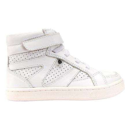 kids Old Soles Baby And Child Starter Shoes - White