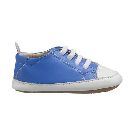 kids Old Soles Baby Eazy Jogger Shoes - Blue