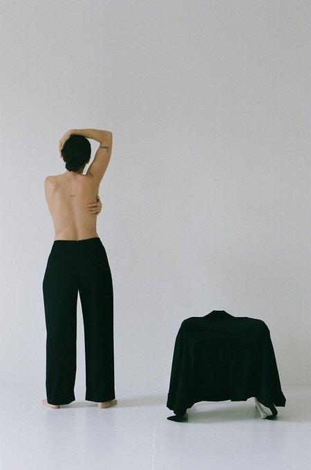 Vincetta Crop Trouser - Black