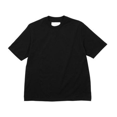 Studio Nicholson Bric Logo T-shirt - Black