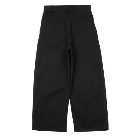 Studio Nicholson Sorte Pant - Black
