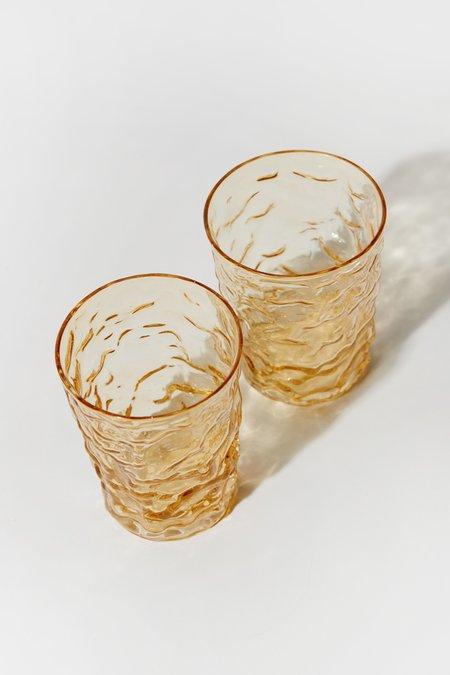 Aeyre Cascais Cup Set - Amber